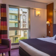 Hotel Ampere комната для гостей фото 4