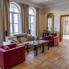 Отель Villa Charlotte Берген интерьер отеля