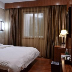 Отель Guangzhou Yu Cheng Hotel Китай, Гуанчжоу - 1 отзыв об отеле, цены и фото номеров - забронировать отель Guangzhou Yu Cheng Hotel онлайн комната для гостей фото 2