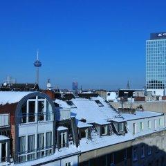 Отель Flandrischer Hof Кёльн балкон
