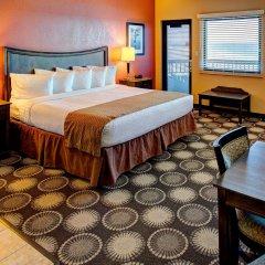 Отель Best Western Oceanfront - New Smyrna Beach комната для гостей