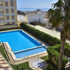 Отель Dunasol Испания, Олива - отзывы, цены и фото номеров - забронировать отель Dunasol онлайн балкон