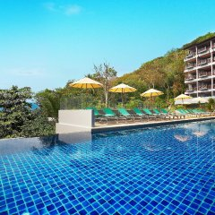 Отель Krabi Cha-da Resort бассейн