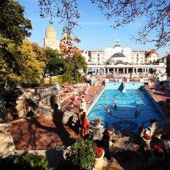 Отель Danubius Hotel Gellert Венгрия, Будапешт - - забронировать отель Danubius Hotel Gellert, цены и фото номеров бассейн фото 2