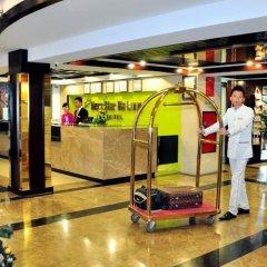 Muong Thanh Three Star Hotel Халонг фитнесс-зал фото 2