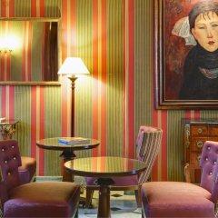 Отель Best Western Premier Trocadero La Tour Париж развлечения