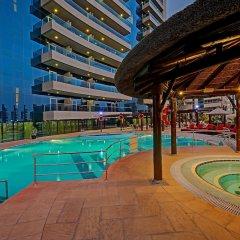 Отель Copthorne Hotel Dubai ОАЭ, Дубай - 4 отзыва об отеле, цены и фото номеров - забронировать отель Copthorne Hotel Dubai онлайн бассейн
