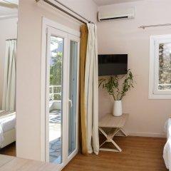 Отель Acharavi Beach Греция, Корфу - отзывы, цены и фото номеров - забронировать отель Acharavi Beach онлайн комната для гостей