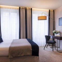 Отель La Bourdonnais Франция, Париж - 1 отзыв об отеле, цены и фото номеров - забронировать отель La Bourdonnais онлайн комната для гостей фото 5