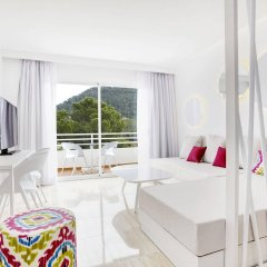 Отель Grupotel Ibiza Beach Resort - Adults Only комната для гостей фото 5