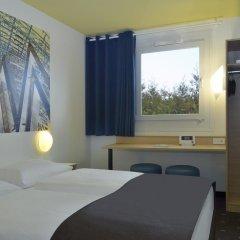 Отель B&B Hotel Leipzig-Nord Германия, Нордост - отзывы, цены и фото номеров - забронировать отель B&B Hotel Leipzig-Nord онлайн комната для гостей фото 4