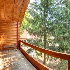 Отель Letizia Country Club Хуст балкон