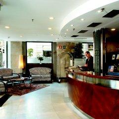 Hotel Suizo интерьер отеля
