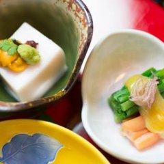 Отель Oyado Sakuratei Хидзи питание фото 3