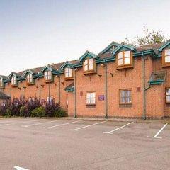 Отель Premier Inn Leicester South - Oadby парковка