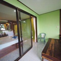 Отель Lanta Top View Resort Ланта балкон