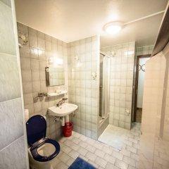 Отель Auberge du Mont-Blanc ванная фото 2