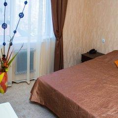Гостиница Континент Анапа комната для гостей фото 7