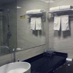 Отель Kaidu Hotel Китай, Сиань - отзывы, цены и фото номеров - забронировать отель Kaidu Hotel онлайн ванная фото 2