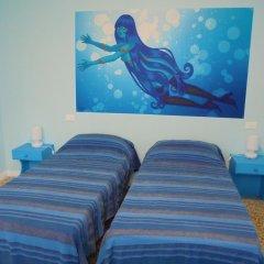 Отель Sirenapop Concept B&B Римини комната для гостей фото 2