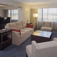 Отель Hyatt Regency Columbus США, Колумбус - отзывы, цены и фото номеров - забронировать отель Hyatt Regency Columbus онлайн комната для гостей фото 4