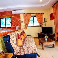 Отель Coconut Paradise Villas интерьер отеля