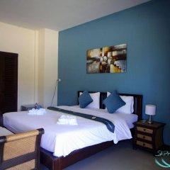 Отель Saphli Villa Beach Resort комната для гостей фото 3