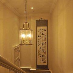 Tianjin Qingwangfu Boutique Hotel удобства в номере фото 2
