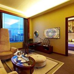 Отель Kempinski Hotel Shenzhen China Китай, Шэньчжэнь - отзывы, цены и фото номеров - забронировать отель Kempinski Hotel Shenzhen China онлайн комната для гостей фото 4