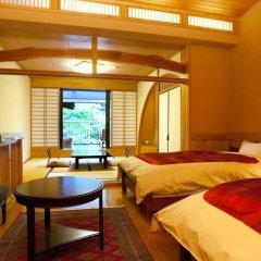Отель Okunoyu Минамиогуни комната для гостей фото 5