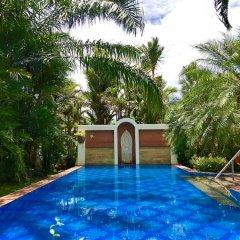 Отель Falang Paradise бассейн