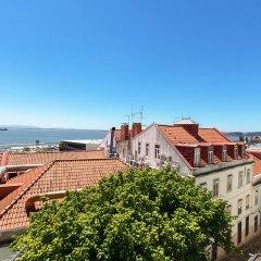 Отель Alfama River View by Homing Португалия, Лиссабон - отзывы, цены и фото номеров - забронировать отель Alfama River View by Homing онлайн балкон