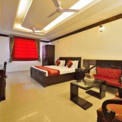 Отель OYO 9761 Hotel Clark Heights Индия, Нью-Дели - отзывы, цены и фото номеров - забронировать отель OYO 9761 Hotel Clark Heights онлайн комната для гостей фото 3