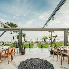 Отель Blue Carpet Luxury Suites Греция, Ханиотис - отзывы, цены и фото номеров - забронировать отель Blue Carpet Luxury Suites онлайн помещение для мероприятий фото 2