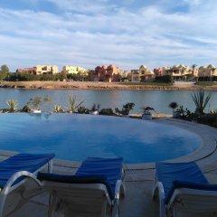Отель El Gouna Royal Chalet бассейн