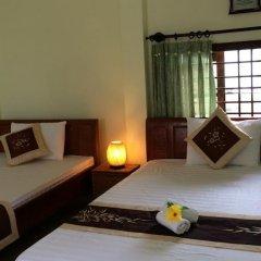 Отель An Thi Homestay Хойан сейф в номере