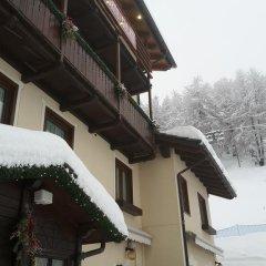 Отель Meublé Della Nouva Грессан балкон