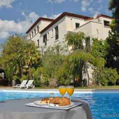 Отель El Castell Испания, Сан-Бой-де-Льобрегат - отзывы, цены и фото номеров - забронировать отель El Castell онлайн бассейн