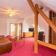 Hotel Astoria Leipzig Лейпциг комната для гостей фото 5