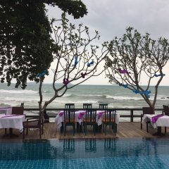 Отель Bhundhari Chaweng Beach Resort Koh Samui Таиланд, Самуи - 3 отзыва об отеле, цены и фото номеров - забронировать отель Bhundhari Chaweng Beach Resort Koh Samui онлайн питание фото 3