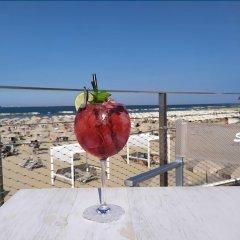 Отель Atlantic Италия, Римини - отзывы, цены и фото номеров - забронировать отель Atlantic онлайн балкон