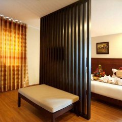 Gold Hotel Hue комната для гостей