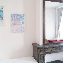 Отель The Captaincy Guesthouse Brussels Брюссель удобства в номере