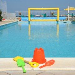 Hotel Biagini Римини бассейн фото 2