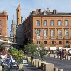 Отель Novotel Toulouse Purpan Aéroport Франция, Тулуза - отзывы, цены и фото номеров - забронировать отель Novotel Toulouse Purpan Aéroport онлайн