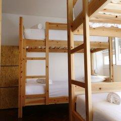 City's Hostel Ponta Delgada Понта-Делгада комната для гостей фото 2