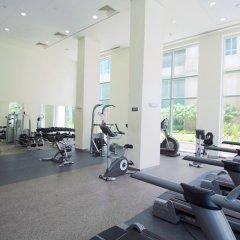 Отель Kennedy Towers - Burj Views Дубай фитнесс-зал
