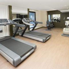 Отель SOPERGA Милан фитнесс-зал