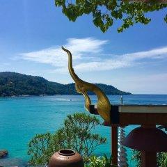 Отель Mom Tri's Villa Royale пляж