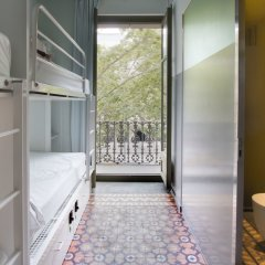 Urbany Hostel Bcn Go! Барселона ванная фото 2